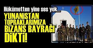 TÜRK TOPRAKLARINDA BİZANS'I KURUYORLAR!