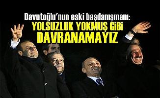 'YOLSUZLUK YOKMUŞ GİBİ DAVRANAMAYIZ'