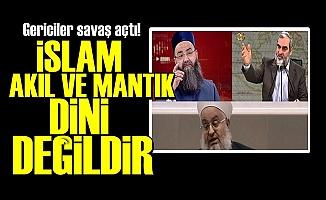 GERİCİ DİN ADAMLARI 'AKLA' SAVAŞ AÇTI!