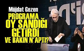 PROGRAMA OY SANDIĞI GETİRDİ VE...