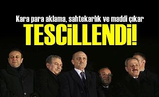 BAŞSAVCILIK O SUÇLAMALARI TESCİLLEDİ!
