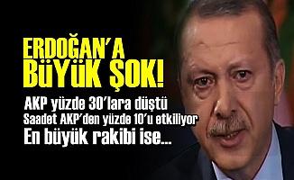 ERDOĞAN'A BÜYÜK ŞOK!..