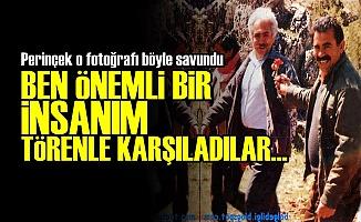 PERİNÇEK PKK ZİYARETİNİ ANLATTI!