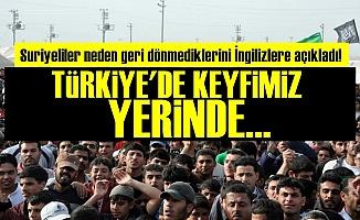 AKP'nin Hediyesi Suriyeliler; Keyfimiz Yerinde...