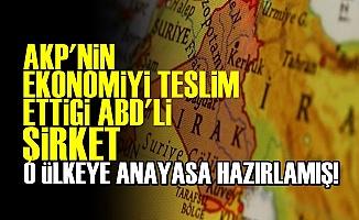Ekonomimizi Yönetecek Şirket Anayasa Hazırlamış!
