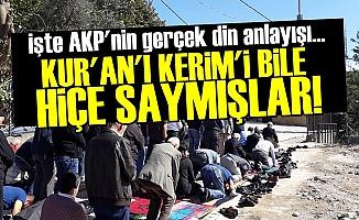 Kur'an'ı Kerim'i Bile Hiçe Saymışlar!