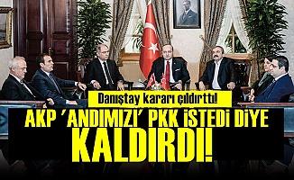 PKK İstedi Diye Kaldırmışlar!