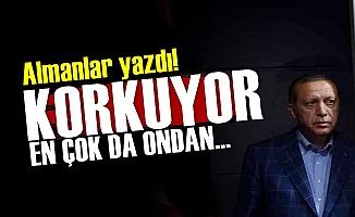 'Erdoğan Korkuyor'