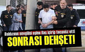 Eskişehir'de Önce Sevgilisi Sonra Karı Koca Dehşeti!