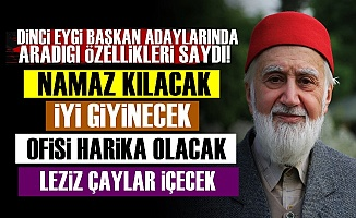 Dinci Mehmet Şevket Eygi Yine Olay!