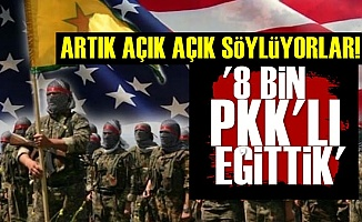 Dunford: 8 Bin PKK'lı Eğittik...