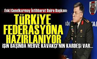 'Türkiye Federasyona Hazırlanıyor...'