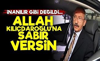 'Allah Kılıçdaroğlu'na Sabır Versin'
