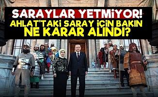Erdoğan'a Saraylar Yetmiyor!