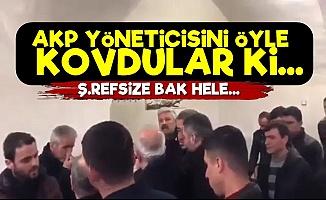 AKP'li Miroğlu'nu Öyle Bir Kovdular ki...