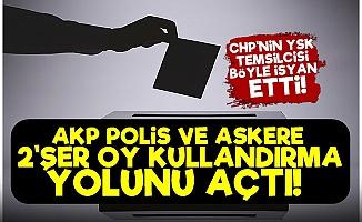 AKP Ve YSK'dan 31 Mart İçin Şok Hamle!