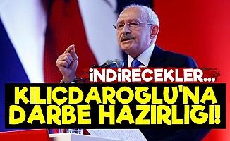Kılıçdaroğlu'na Darbe Hazırlığı!