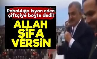 AKP'li Yazıcı'dan Gariban Çiftçiye Skandal Sözler!