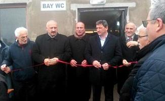 AKP'liler Törenle Tuvalet Açtılar!