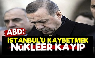 NYT: İstanbul'u Kaybetmek Nükleer Kayıp...