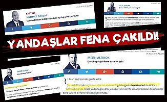 Yandaşlar Fena Çakıldı!!