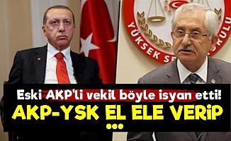 'AKP, YSK İle El Ele Verip...'