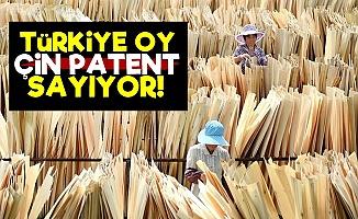 Türkiye Oy Sayarken Çin Patent Rekoru Kırıyor!