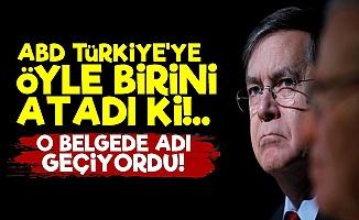 ABD'nin Yeni Ankara Büyükelçisi Olay!