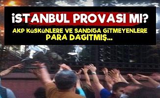 AKP, Küskünlere Ödeme Yapmış!..