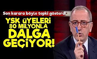 Altaylı: YSK Açıkça Dalga Geçiyor...