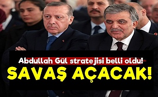 Erdoğan'ın Gül Ve Babacan Stratejisi Belli Oldu!