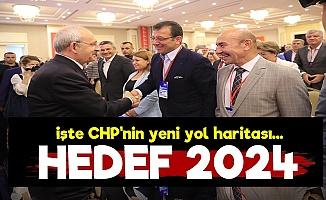 CHP'de Hedef 2024...