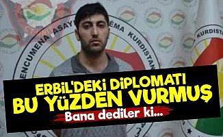 İşte Erbil Saldırganının İfadesi!