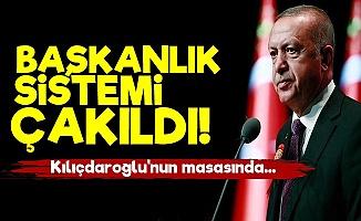 Erdoğan'ın Başkanlık Sistemi Çakıldı!