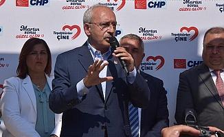 Kılıçdaroğlu 'Referandum' İstedi!