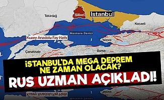 Mega Deprem Ne Zaman? Rus Uzman Açıkladı