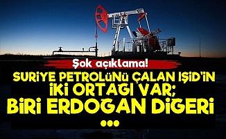 'Suriye Petrolünü Çalan İki Ortak Var...'