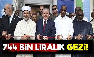 744 Bin Liralık Gezi!