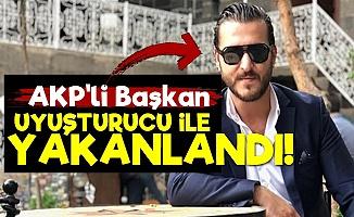 AKP'li Başkan Uyuşturucu İle Polisten Kaçtı!