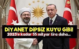Diyanet'e Para Dayanmıyor; 55 Milyar TL Daha...
