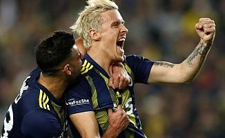 Fenerbahçe Beşiktaş'ı Devirdi; 3-1