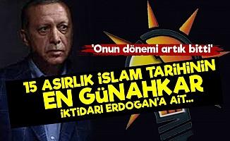 Eski Dostu Erdoğan'a Verdi Veriştirdi!