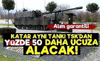 Katar Aynı Tankı TSK'dan Ucuza Alacak!