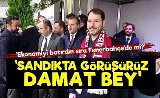 Fenerbahçe'de Berat Albayrak Öfkesi!