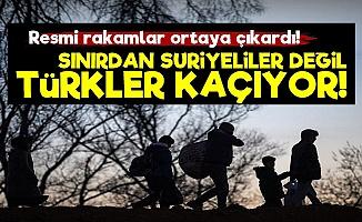 Ülkede Suriyelilerden Çok Türkler Kaçıyor!