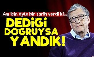 Bill Gates'ten Korkutan Korona Tarihi!