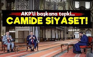 Camide Siyasete Tepki Yağdı!