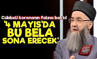 Cübbeli Ahmet: 4 Mayıs'ta Korona Belasından Kurtulacağız