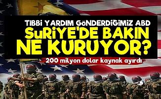 ABD'den Suriye'de Kirli Oyunlar!