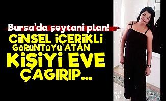Bursa'da Şeytani Plan!